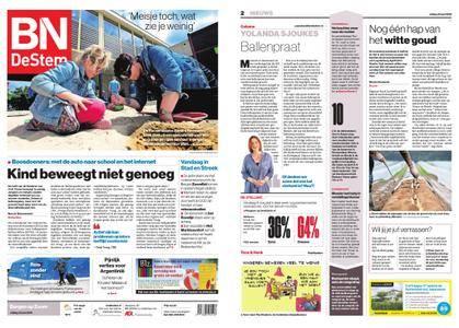 BN DeStem - Bergen op Zoom – 22 juni 2018