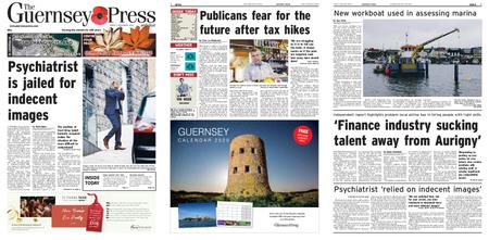 The Guernsey Press – 01 November 2019