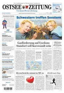 Ostsee Zeitung Wolgast - 24. Oktober 2017