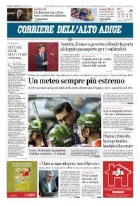 Corriere dell'Alto Adige – 03 gennaio 2020