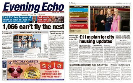 Evening Echo – May 29, 2018