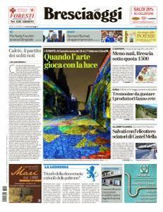 Brescia Oggi - 24 Gennaio 2018
