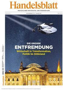 Handelsblatt - 05. Januar 2018