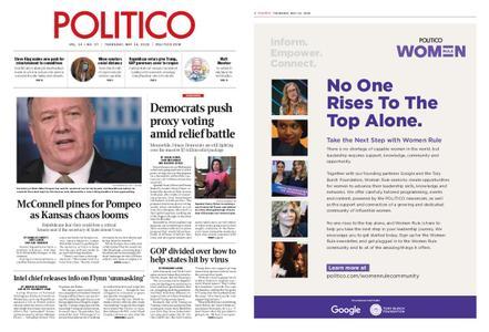 Politico – May 14, 2020