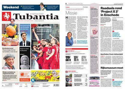 Tubantia - Hengelo – 30 september 2017