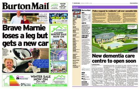 Burton Mail – October 22, 2018
