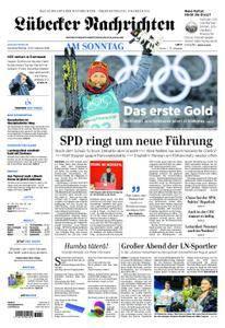 Lübecker Nachrichten Bad Schwartau - 11. Februar 2018