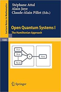 Open Quantum Systems I: The Hamiltonian Approach