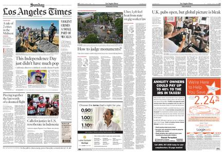 Los Angeles Times – July 05, 2020