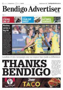 Bendigo Advertiser - November 7, 2017
