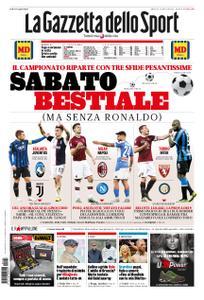 La Gazzetta dello Sport – 23 novembre 2019