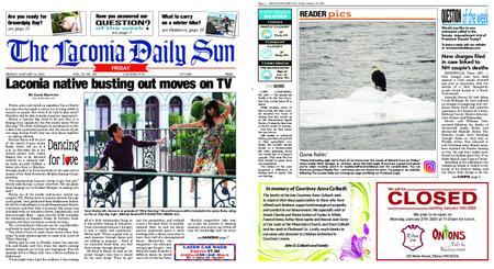 The Laconia Daily Sun – January 24, 2020