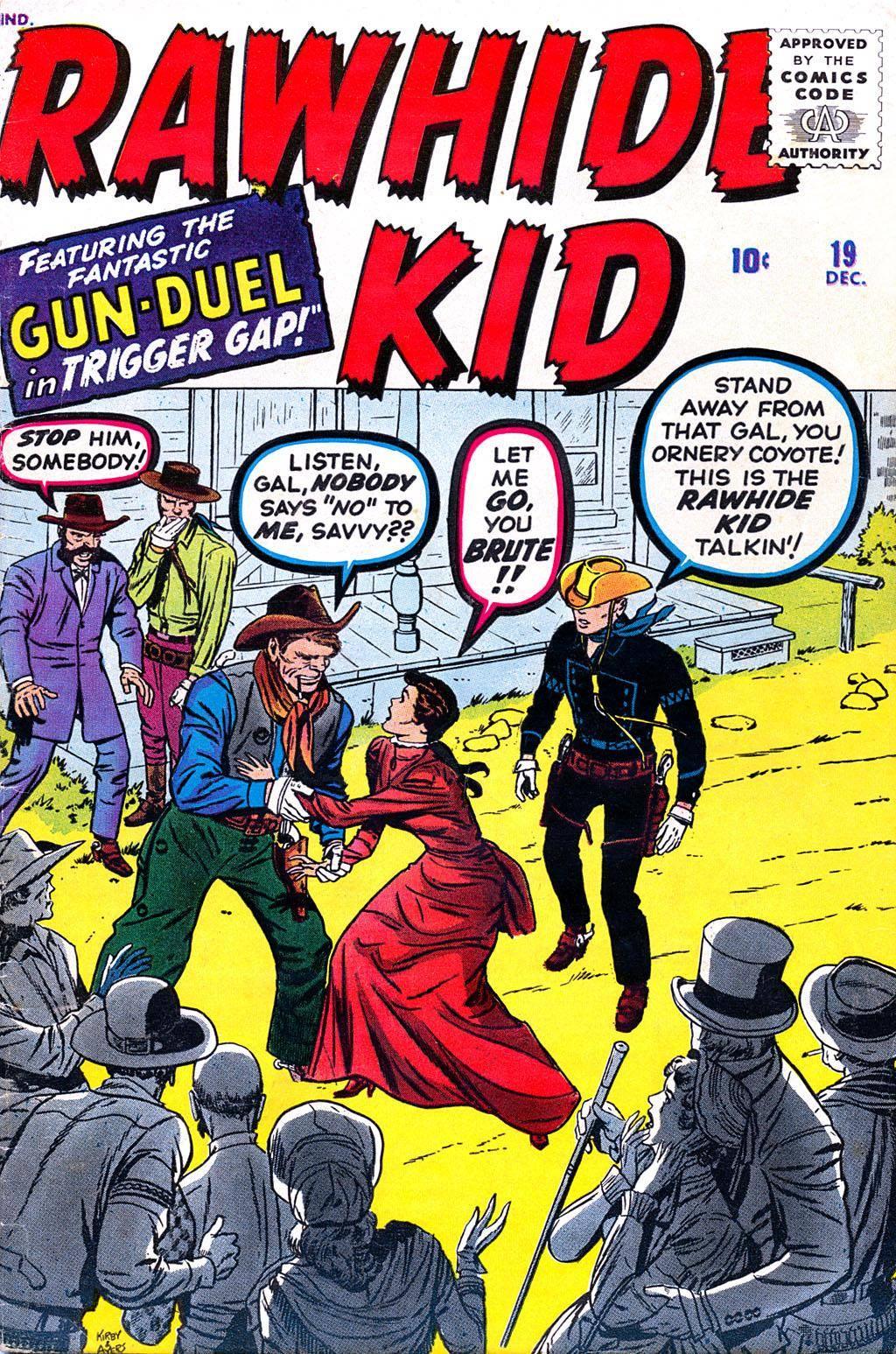 Rawhide Kid v1 019 1960 Pmack
