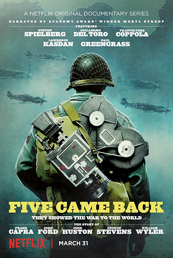 Five Came Back S01 (2017)