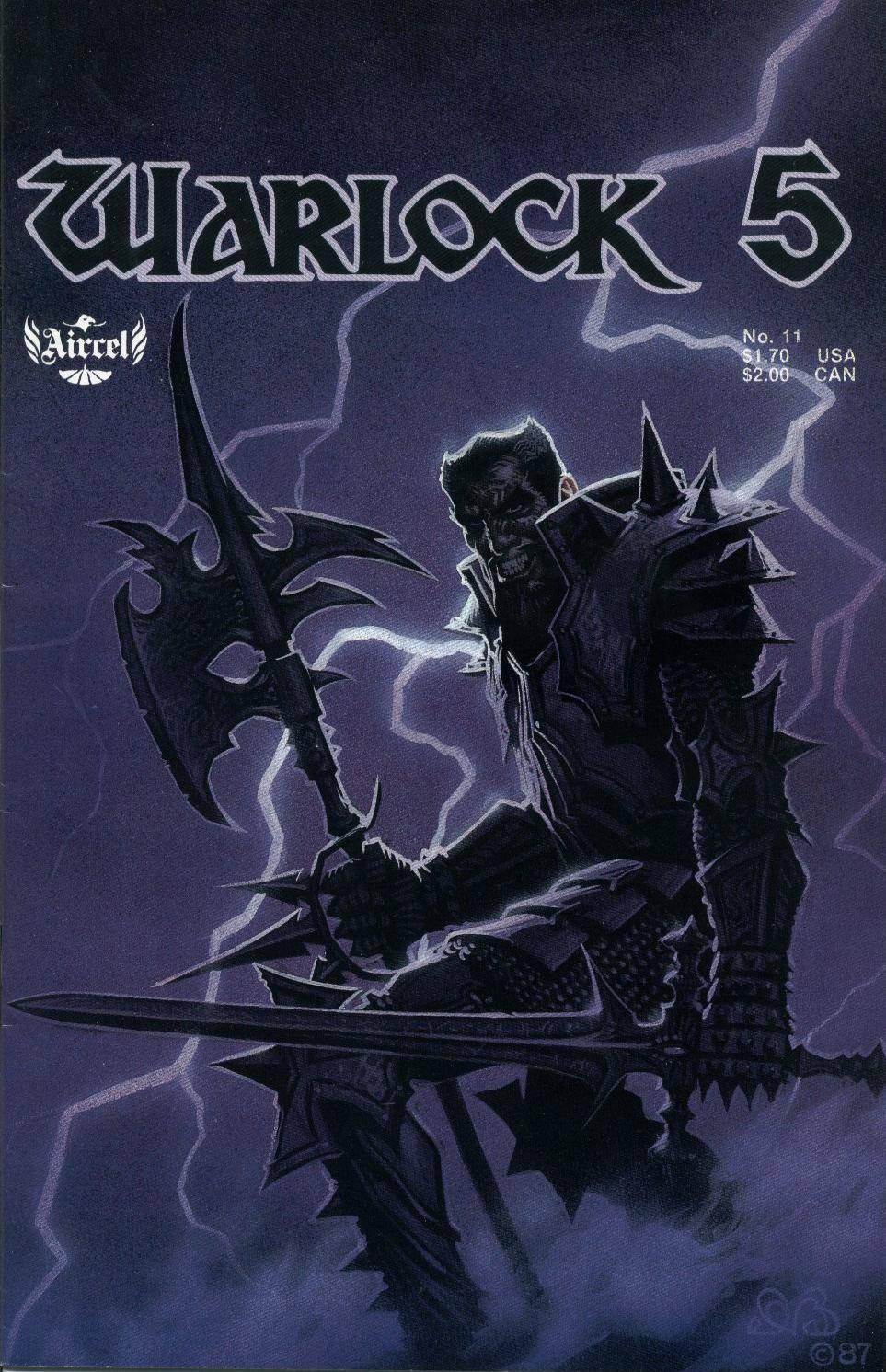 Warlock 5 v1 011 1987