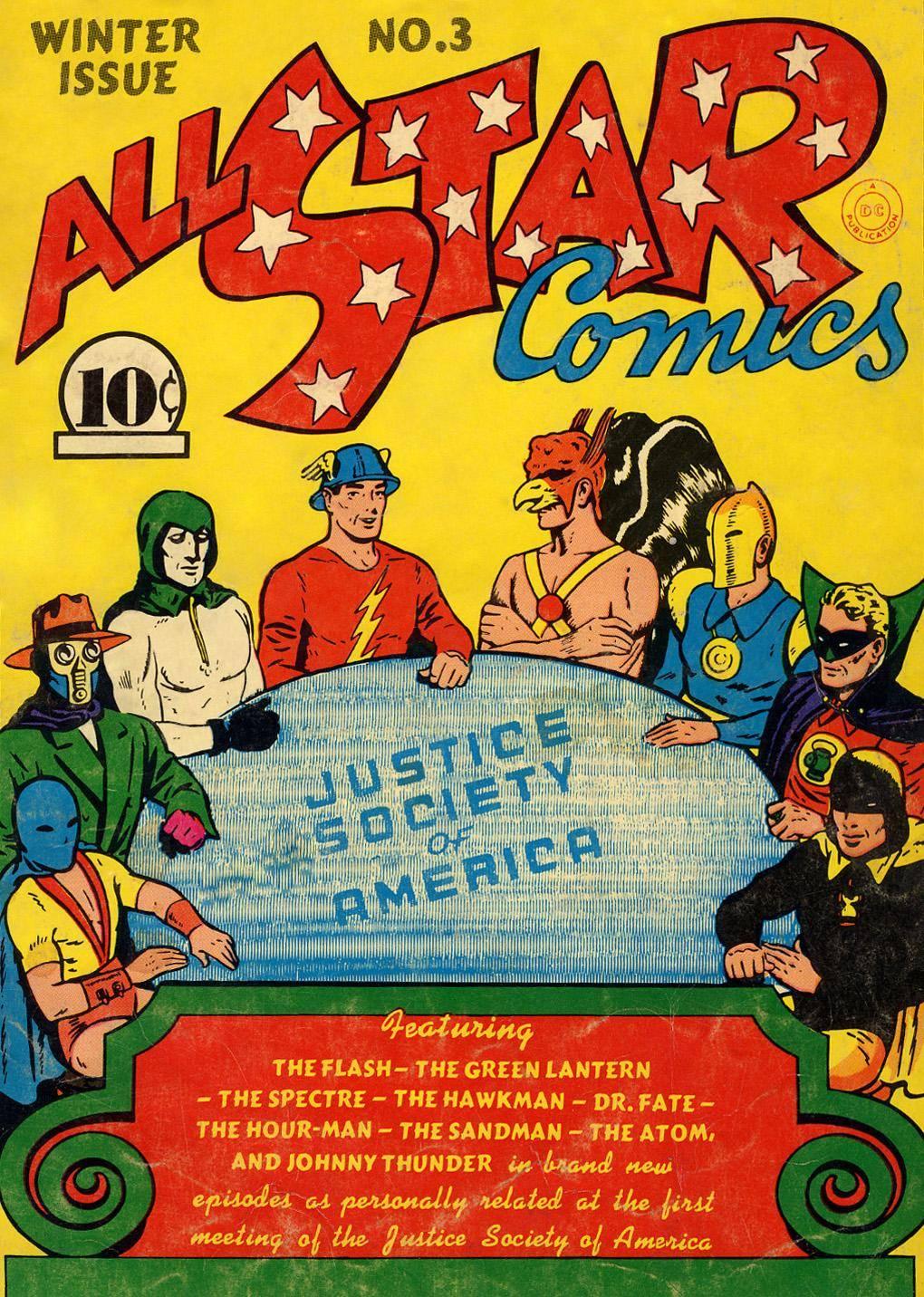 All-Star Comics 003 1940