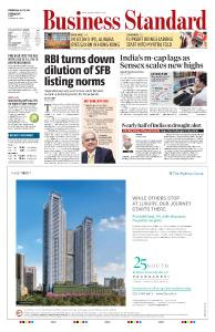 Business Standard - May 29, 2019