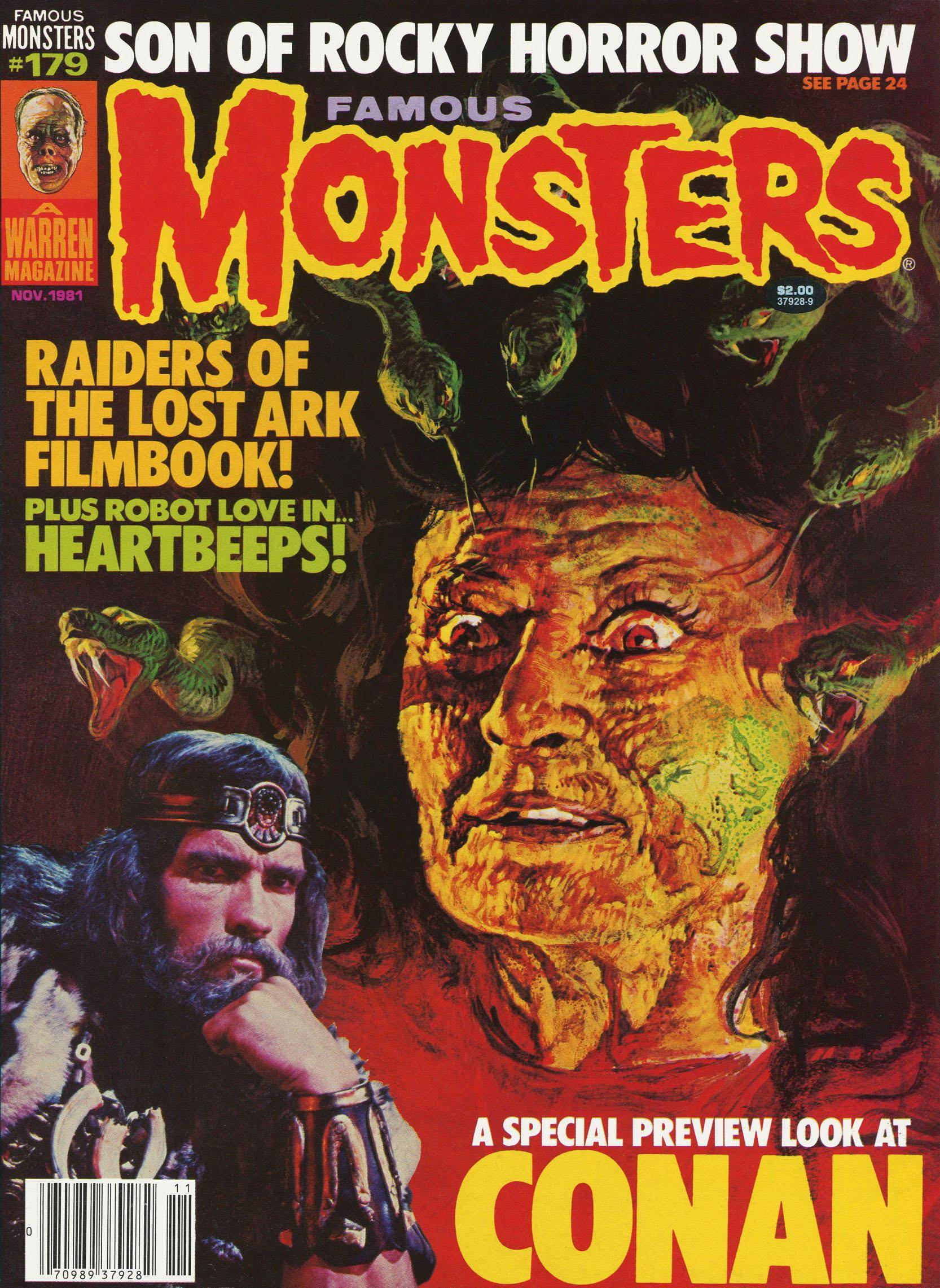 Famous Monsters of Filmland 179