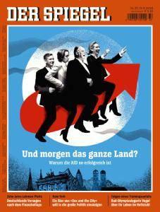 Der Spiegel Nr.37 - 8 September 2018