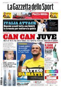 La Gazzetta dello Sport Bergamo – 05 settembre 2019