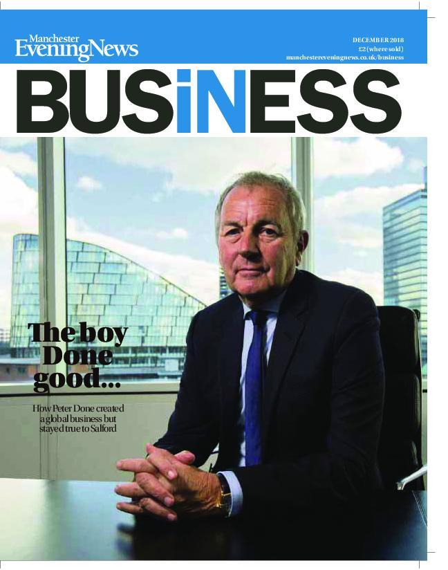 Greater Manchester Business Week – December 05, 2018