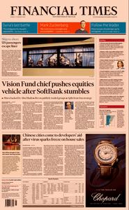 Financial Times Europe – 17 February 2020