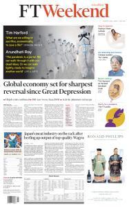 Financial Times Asia - April 4, 2020