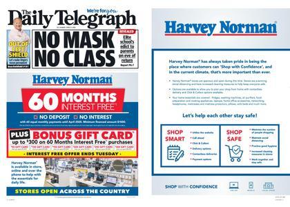 The Daily Telegraph (Sydney) – April 27, 2020