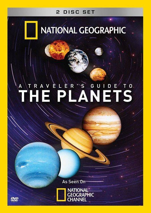 National Geographic - A Travellers Guide to the Planets (2009) [Repost]