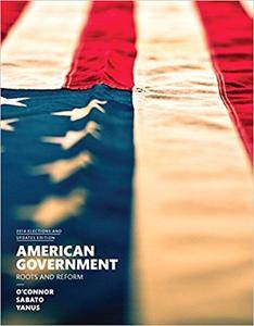 American Government, Elections 2014 (12 edition)