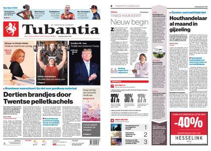 Tubantia - Enschede – 06 januari 2020