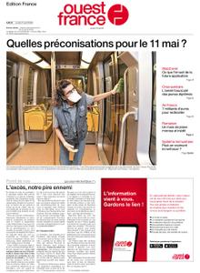 Ouest-France Édition France – 27 avril 2020