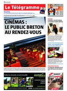 Le Télégramme Brest – 16 octobre 2019