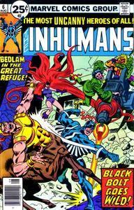 Inhumans v1 06