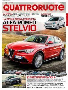 Quattroruote Italia N.739 - Marzo 2017