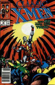 Classic X-Men 034 1989