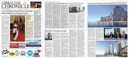 Gibraltar Chronicle – 08 December 2018