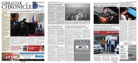 Gibraltar Chronicle – 08 January 2018