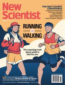 New Scientist - March 14, 2020