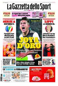 La Gazzetta dello Sport Roma – 10 giugno 2020