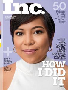 Inc. Magazine - July 2019