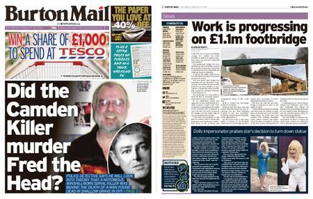 Burton Mail – February 20, 2021