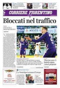 Corriere Fiorentino La Toscana - 18 Dicembre 2017