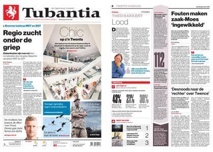 Tubantia - Enschede – 08 maart 2018
