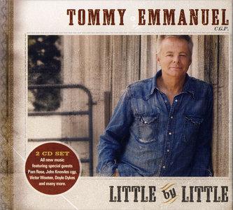 Tommy Emmanuel - Little by Little (2010) 2CDs [Re-Up]