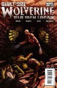 Wolverine - Old Man Logan Giant-Size v1 01
