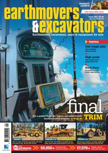 Earthmovers & Excavators - October 2019