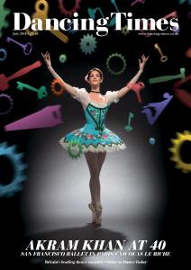 Dancing Times - Issue 1247 - July 2014