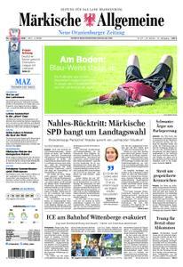 Neue Oranienburger Zeitung - 03. Juni 2019