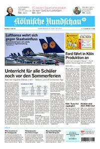 Kölnische Rundschau Wipperfürth/Lindlar – 29. April 2020